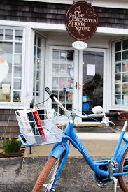 the cutest bike at the cutest bookstore what a combo ocean