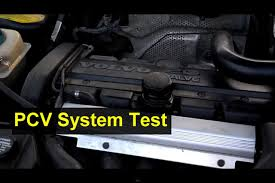 volvo pcv system check 850 v70 s70 and others auto repair