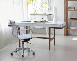 Home Office Desks For Two Two Affordable Home Office Desks With A Vintage Vibe At Home