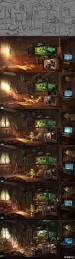 188 best interiors for games images on pinterest concept art