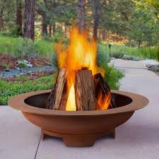Real Flame Fire Pit - buy real flame morrison outdoor fire pit in cheap price on m