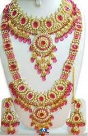 wedding jewellery for rent bridal jewellery set on rent in ahmedabad in ahmedabad rental