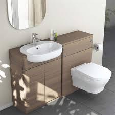 Ideal Standard Bathroom Furniture by Ideal Standard Softmood Semi Countertop Basin Unit White T7818wg
