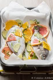 cuisine adict citrus sea bream cuisine addict cuisine addict de