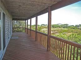 buccaneer queen open reverse floor plan marsh and sound views