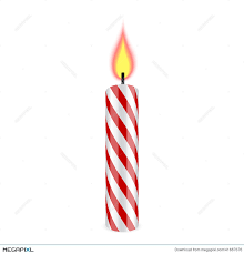 birthday candle birthday candle illustration 41667676 megapixl