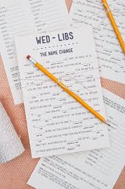 print our funny wedding mad libs for free 12 themes