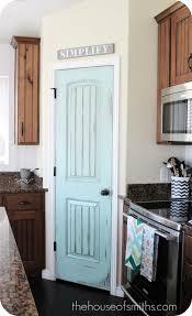 Interior Door Designs For Homes by Best 25 Painting Interior Doors Ideas On Pinterest Interior