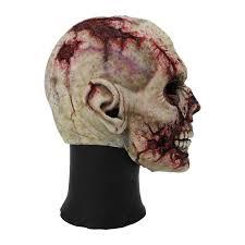 Zombie Mask Zombie Mask Face Cut Medieval Shop