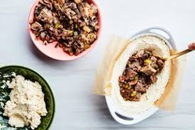 vegan thanksgiving is amazing with this tofurky with all