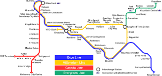 vancouver skytrain map file vancouver skytrain planned lines map png wikimedia commons
