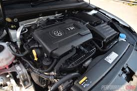 volkswagen engines 2016 volkswagen passat 132tsi review video performancedrive