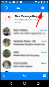 how to remove account from android how to add accounts in messenger on android