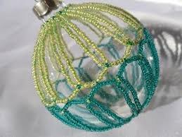 48 best beaded ornament covers images on beaded