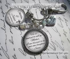 personalized christian gifts of the groom gift from personalized key chain purse