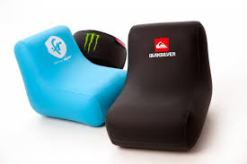 canapé gonflable extérieur fauteuil gonflable à air captif globe diffusions
