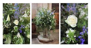 wedding flowers for september wedding church flowers great easton leicestershire country