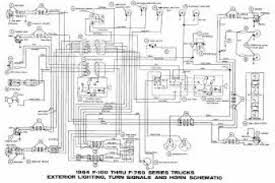 1962 ford f100 turn signal wiring diagram ford flasher wiring