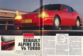 renault alpine gta from the archives renault alpine gta v6 turbo carmag co za