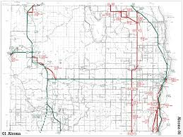 Map Of Michigan Highways by Michigan Highways Maps
