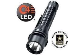 tac light flash light streamlight tl 2 ir led hand held tactical light black 88122
