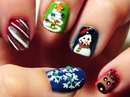 32 amazing christmas nail design ideas 2015 2016 for women