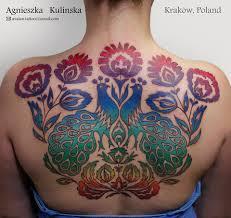 slavic tattoos by polish artists u2013 lamus dworski