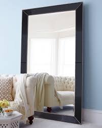 large wall mirror art deco bedroom metro dressing leaning