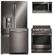 kitchen appliance bundle picture 11 of 38 kitchen appliances bundle elegant lg 4 pc