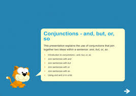 year 2 spag interactive teaching pack conjunctions by tesspag