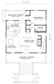 small cabin with loft floor plans plan 92318mx 3 bedroom trot house plan open floor porch