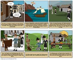 thanksgiving thanksgiving story of storyboard by warfield