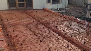 Rock And Brick Combinations Victor by Mathew Busch Concreting Concrete Contractors Victor Harbor