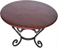 36 round table top 36 round copper table top copper table tops