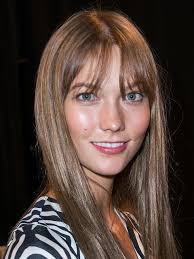 karlie kloss hair color karlie kloss backstage transformations