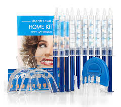 Teeth Whitening Kit With Led Light Teeth Whitening Oral Gel Polish Pen Kits Peroxide Professional