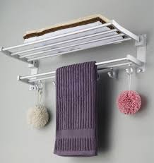 bathroom towel folding ideas attractive bath towel rack options the homy design