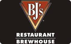 restaurant gift cards buy bj s restaurant gift cards at a discount gift card
