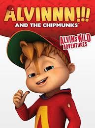 alvin u0027s wild adventures dvd alvin chipmunks wiki
