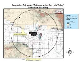 San Luis Valley Colorado Map by Planning Commission