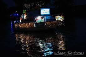 parade of lights sat august 5 2017 on the clinton river