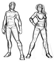 anatomy sketch by sawuinhaff on deviantart