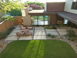 inexpensive outdoor patio ideas large square concrete pavers