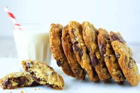 chocolate chip oatmeal cookies recipe king arthur flour