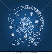 illustration umbrella on lace background stock vector 159821525