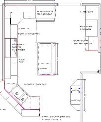 Kitchen Renovation Floor Plans Project Case Study Kitchen Renovation From 80 U0027s To Now Hometalk