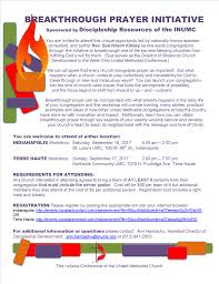 methodist prayer indiana umc breakthrough prayer initiative