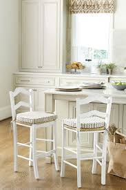 How To Decorate A Kitchen Counter by How To Choose The Right Stools For Your Kitchen How To Decorate