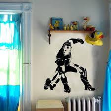 the avengers iron man childrens wall sticker vinyl decal wall the avengers iron man childrens wall sticker vinyl decal wall art for bedroom