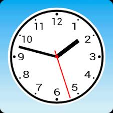 analog clock widgets for android simple analog clock widget android apps on play
